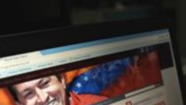 Chávez creó un blog de internet para recibir proyectos y solicitudes de...