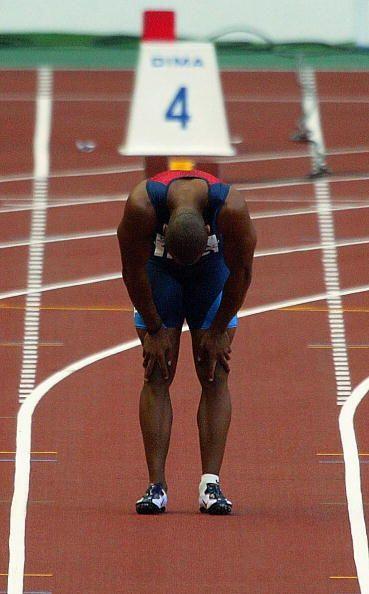 Drummond retrasó la competencia por casi una hora hasta que finalmente d...