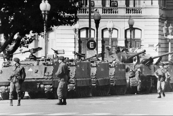 Argentina vivió un reino del terror durante los años de la dictadura mil...