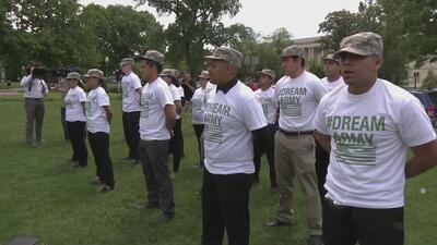 Niegan entrada de jóvenes indocumentados al Ejército