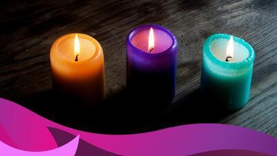 ¿Qué colores utilizar de acuerdo con la petición espiritual que queremos hacer?