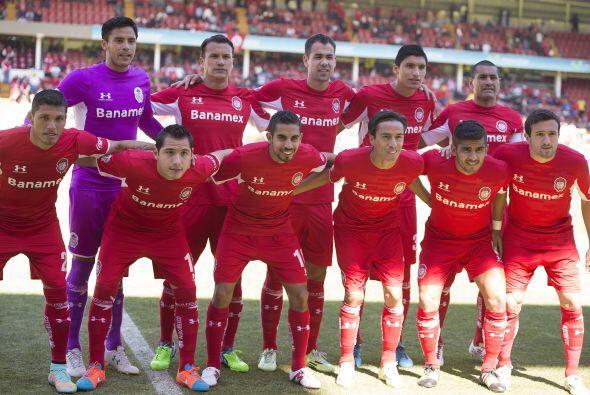 La baja de Brizuela y los pocos fichajes hicieron que el Toluca perdiera...