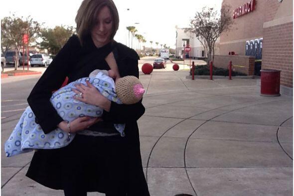 También indica que las clientas que decidan amamantar a sus hijos en una...