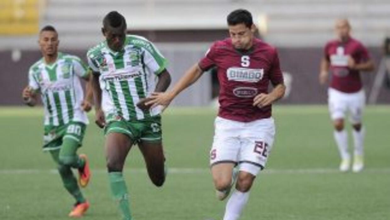 Daniel Colindres, del Deportivo Saprissa. (Twitter)
