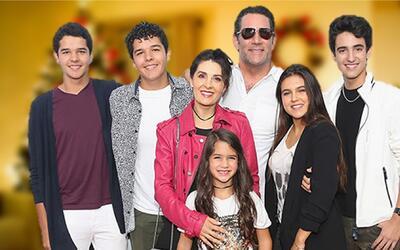 Familia Santamarina Villanueva Navidad