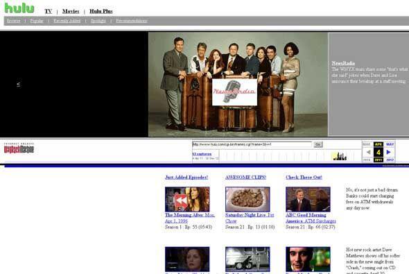 El Hulu de 1996 (in 2011) - Si alguna vez se preguntaron cómo ser...