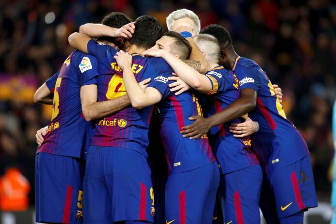 El Barça pega primero ante Valencia, pero la semifinal de Copa del Rey s...