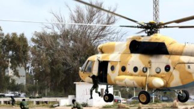 La fallida operación de rescate fue llevada a cabo por las fuerzas de se...