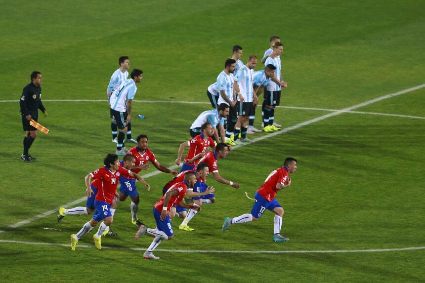 Selección Nacional de Chile, nominada a equipo del año