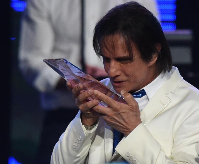 La Academia Latina de la Grabación nombró Persona del Año a Roberto Carlos