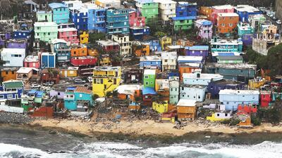 Puerto Rico entre la angustia y la esperanza tras un mes del paso del huracán María