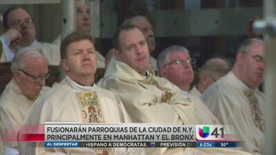 Cerrarán unas 50 parroquias en NY