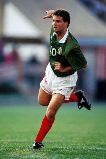Recordado por sus dos goles ante Irlanda en el Mundial de Estados Unidos...