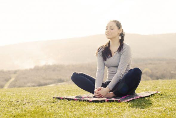 1. Busca un lugar donde estés tranquilo, relajado, preferentemente solo...