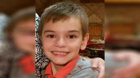Las autoridades buscan a Daniel Morozov de 9 años.