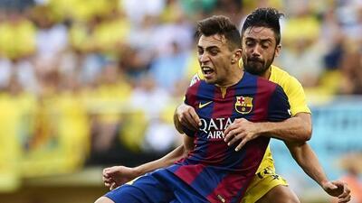 El juvenil del Barcelona fue convocado a la selección mayor de España co...