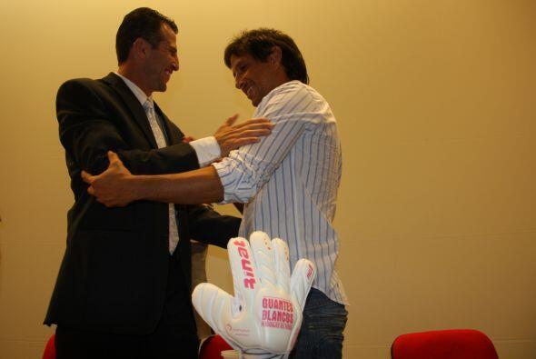 Nacho Hierro, ex del América, Chivas, Monterrey y ex seleccionado...