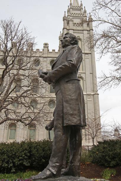 El fundador de la iglesia mormona, Joseph Smith, fue un conocido polígam...