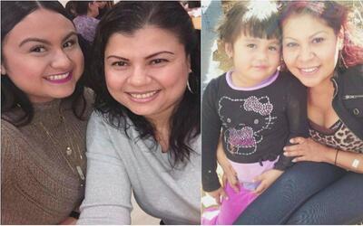 Dos madres inmigrantes recuerdan el esfuerzo que han hecho para sacar a...