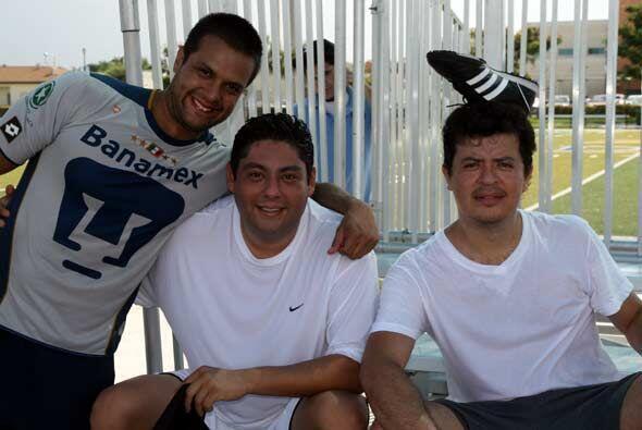 Carlos Vega, Harold Arellano y Julio Llerena orgullosos del esfuerzo rea...
