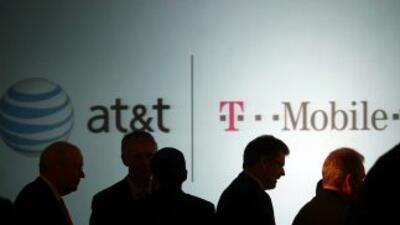 El pacto entre la telefónica AT&T y T-Mobile está valorado en $39,000 mi...