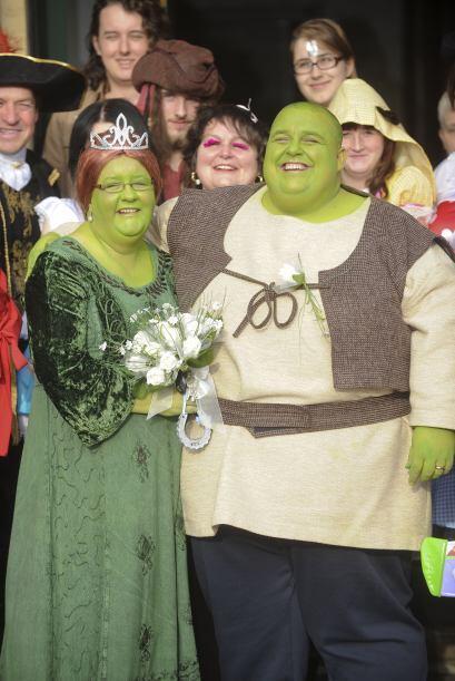 Los enamorados pidieron que en lugar de regalos de bodas, hicieran donac...