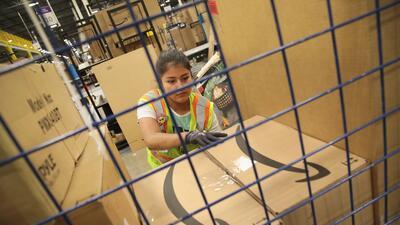 Las nuevas oficinas de Amazon traerán dinero y empleos a la ciudad que e...