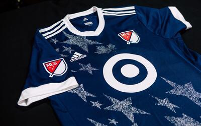 Las estrellas de la MLS jugarán de azul ante el Real Madrid.