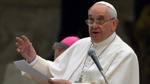 Secreto a Voces: el Papa Francisco critíca actos de paternidad