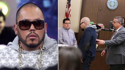 A.B. Quintanilla fue arrestado
