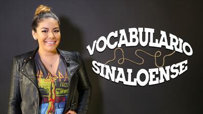 Evelyn Sicairos y sus frases célebres del 'Vocabulario Sinaloense'