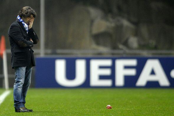 Esto valió la eliminación del equipo dirigido por el español José Mari B...
