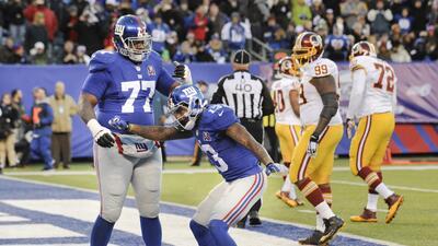 Highlights Semana 15: Washington Redskins vs. New York Giants
