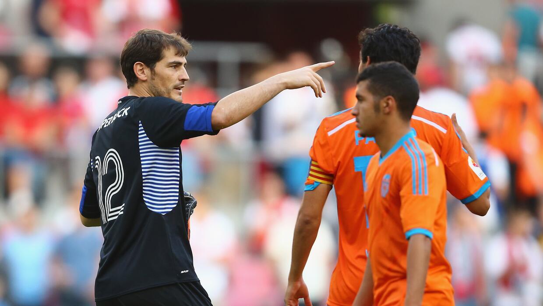 El portero del Oporto no concedió goles a sus compatriotas.