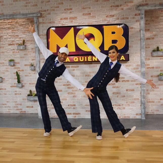 Ana Patricia cuarta gala de MQB