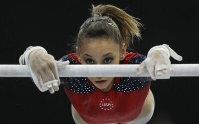 Mattie Larson, una de las gimnastas que fue abusada por el doctor del e...
