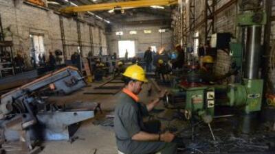 Los costos de producción en México se sitúan ahora en cuatro puntos porc...