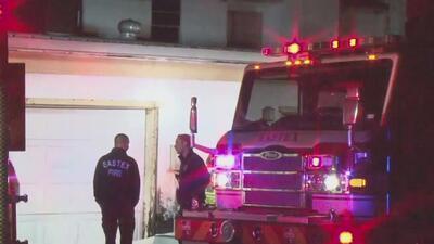 Hallan narcóticos en una de las propiedades afectadas por un incendio