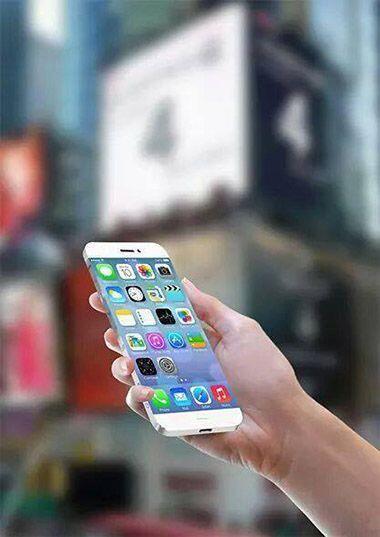 iPhone 6. Más delgado y más grande que nunca, el iPhone 6 es súper poten...