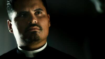 Michael Peña sufre con 'The Vatican Tapes'