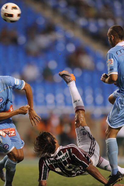 Argentinos estuvo en dos oportunidades al frente del marcador pero dos v...