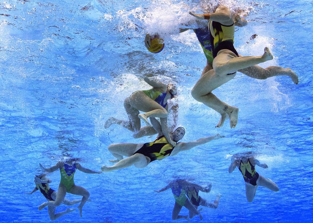 Las 25 postales de mujeres deportistas en el 2016 GettyImages-591511122.jpg