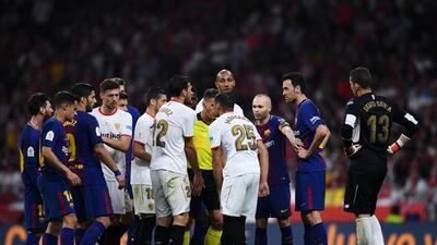 Con el Sevilla en la Europa League no habría fecha disponible para jugarse la Supercopa