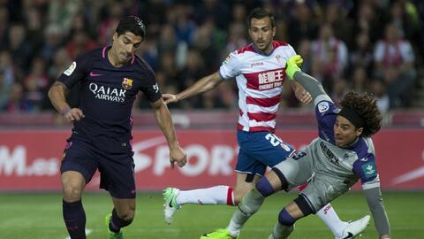 Granada vs. Barcelona