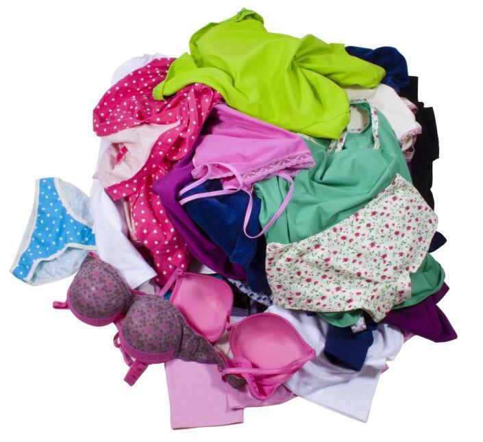 La ropa interior femenina es quizá la más delicada de nuestro guardarrop...
