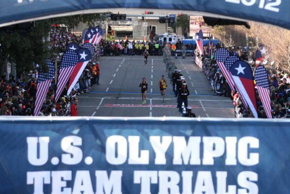 Olympic Team Trial Houston