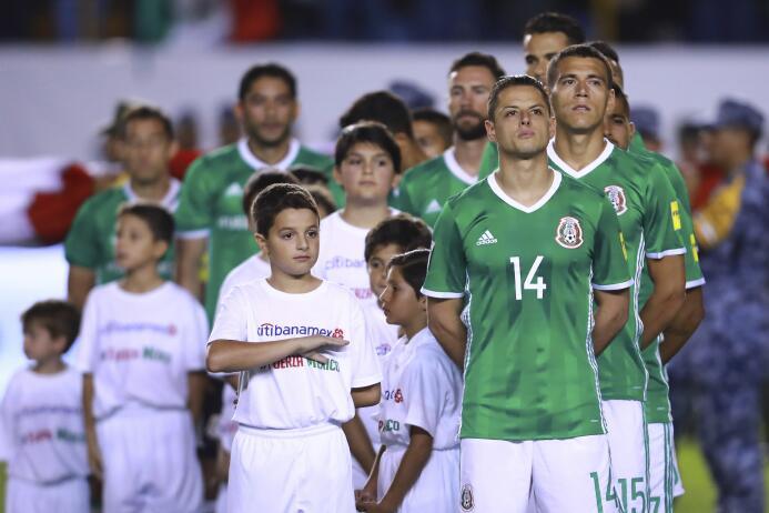 2. México (Concacaf) - 18,301,423 seguidores.