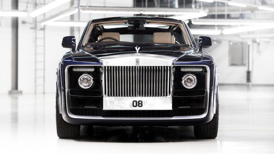 Rolls-Royce construye el auto nuevo más caro de todos los tiempos para u...