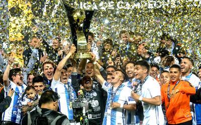 Así ganó Pachuca sus 5 títulos de la Concacaf Liga de Campeones
