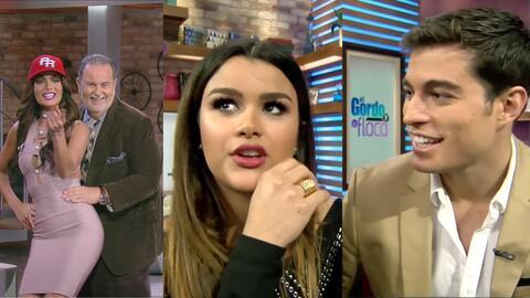 La Gozadera, Zuleyka Rivera puso a 'perrear' a Raúl y Danilo se la dio d...